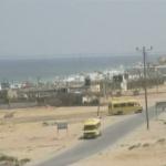Erich Oskar Huetter Sounding Jerusalem Gaza